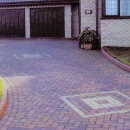 block paved